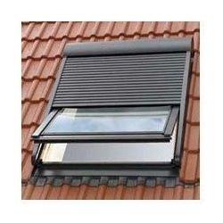 Vonkajšie rolety na strešné okná v rôznych farbách